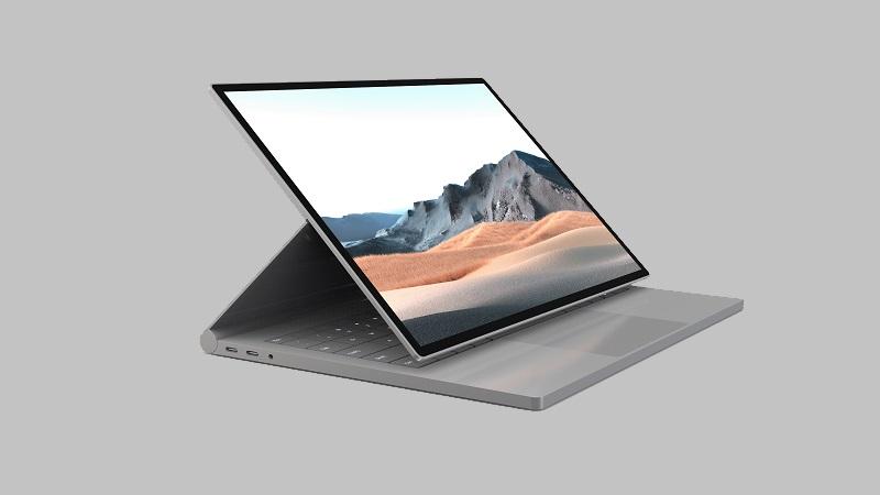 Ảnh minh hoạ Surface Book 4
