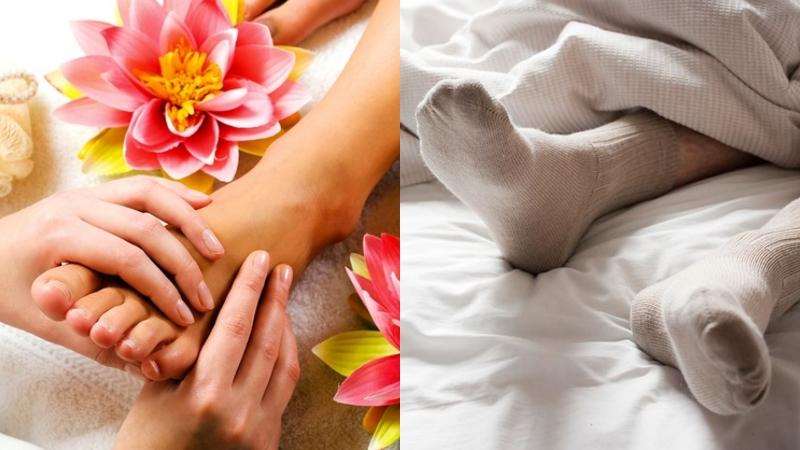 nhiệt độ cơ thể có ảnh hưởng đến giấc ngủ của chúng ta