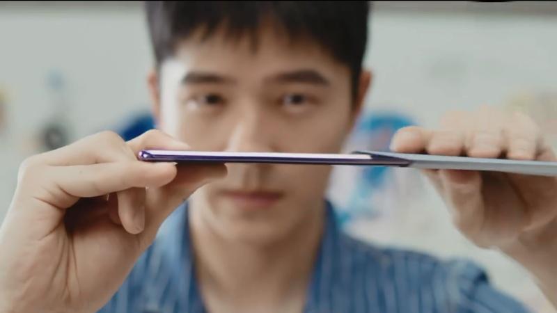 Vivo S7 5G sở hữu thiết kế siêu mỏng