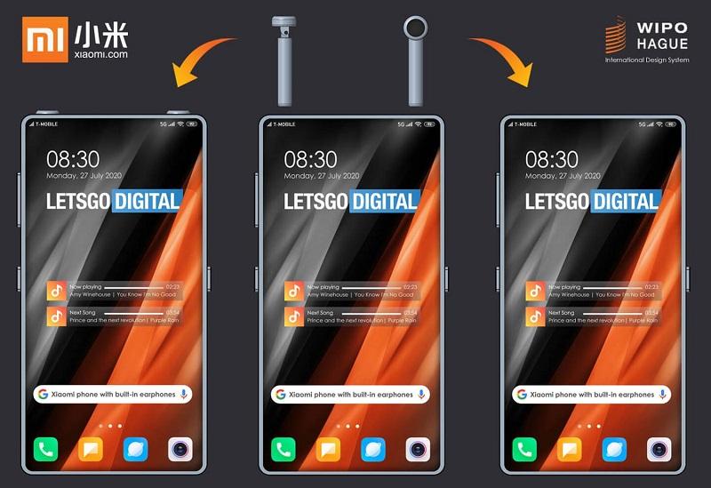 Xiaomi có thể đang nghiên cứu sản xuất tai nghe không dây nằm trong điện thoại giống bút S Pen, liệu điều này có khả thi?