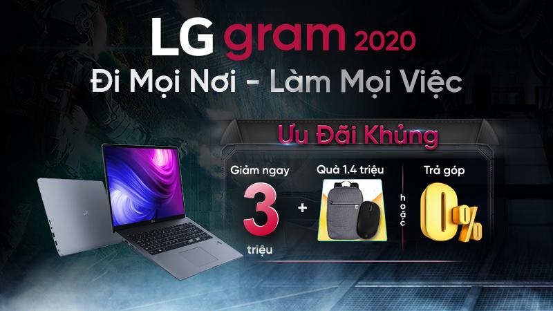 Đặt trước LG Gram