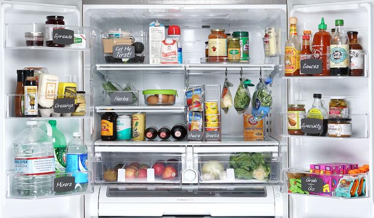 """Tất tần tật các mẹo sắp xếp đồ giúp tủ lạnh rộng """"gấp đôi"""" trong mùa dịch"""