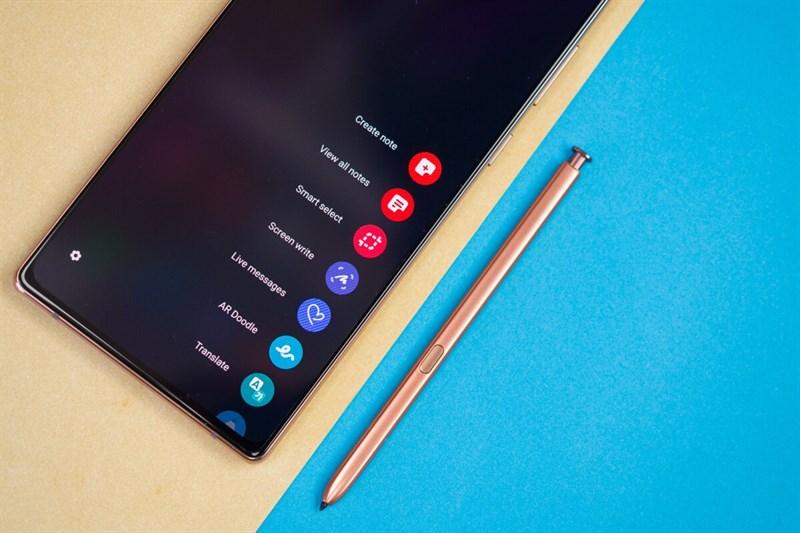 Dòng Samsung Galaxy Note Series sẽ bị Samsung khai tử