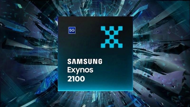 Samsung Galaxy S21 và S21 Plus sử dụng Exynos 2100