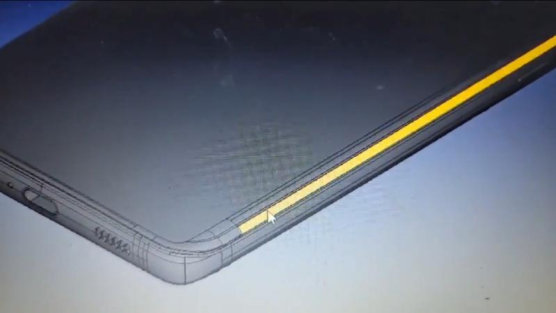 Theo thông tin rò rỉ thì chiếc Galaxe S21 Ultra sẽ có màn hình được làm cong hơn