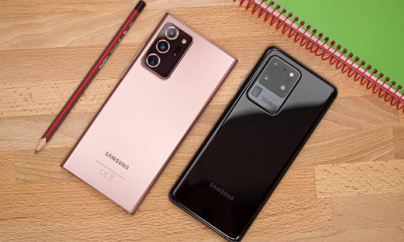 Galaxy S21 (S30) có thể sẽ thay thế dòng Galaxy Note