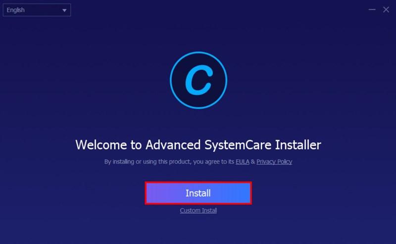 Cách tải ứng dụng dọn dẹp máy tính bản quyền Advanced SystemCare 13 2