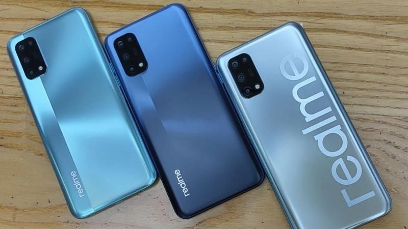 Realme V5 lộ ảnh trên tay với thông tin hỗ trợ 5G chế độ kép, pin 5.000 mAh cùng nhiều tính năng hấp dẫn khác
