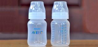 Các loại chất liệu bình sữa trên thị trường và cách phân biệt