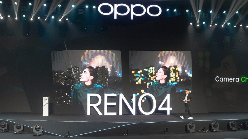 OPPO ra mắt Reno 4 Series, camera chụp ảnh ấn tượng, giá tốt