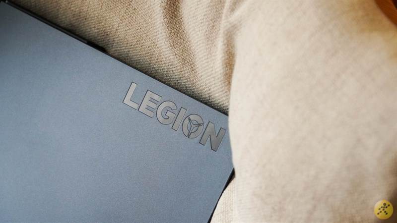 Thiết kế logo Legion 5 đẹp mắt