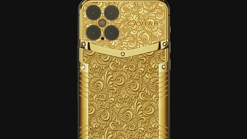 iPhone 12 Pro Victory Pure Gold