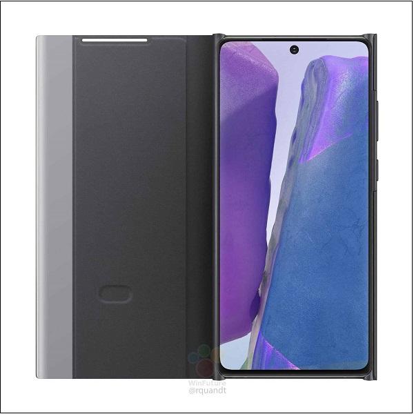 Ốp lưng Samsung Galaxy Note 20 Ultra cũ lộ diện rõ nét - 286854