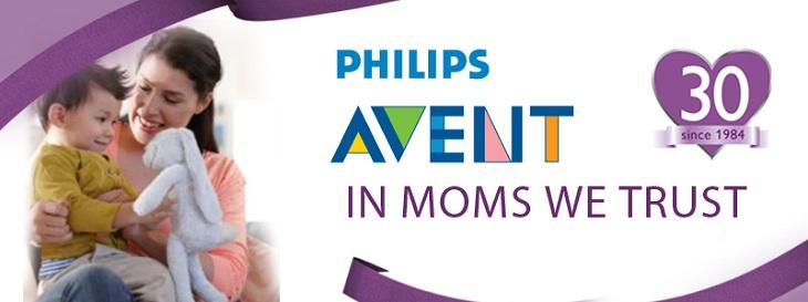 Bình sữa Philip Avent