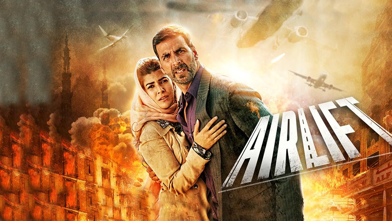 Airlift - Cuộc Di Tản Lịch Sử