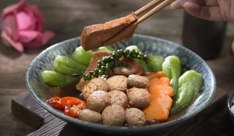 Học cách làm món nấm mỡ khìa nước dừa giòn ngon, thấm vị