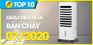 Top 10 máy làm mát không khí bán chạy nhất tháng 07/2020 tại Điện máy XANH