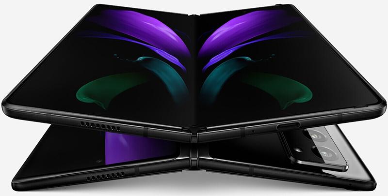 Thiết kế Samsung Galaxy Z Fold 2