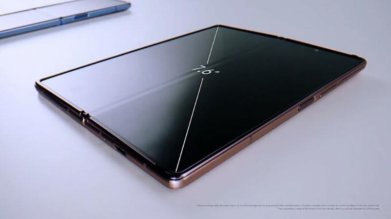 Màn hình Samsung Galaxy Z Fold 2