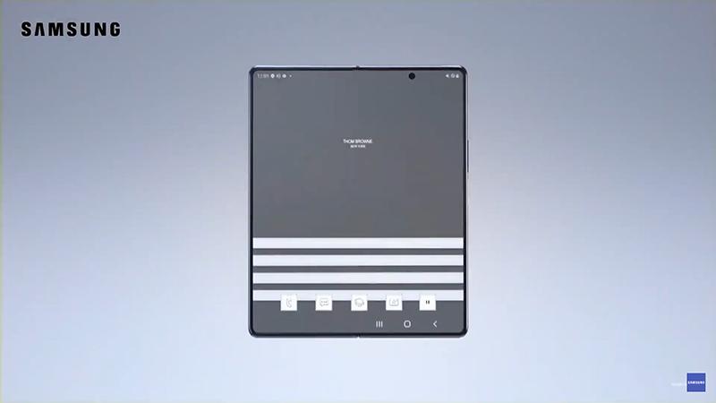 Màn hình Samsung Galax Z Fold 2