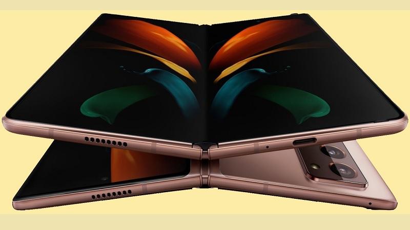 Galaxy Z Fold 2 chính thức ra mắt