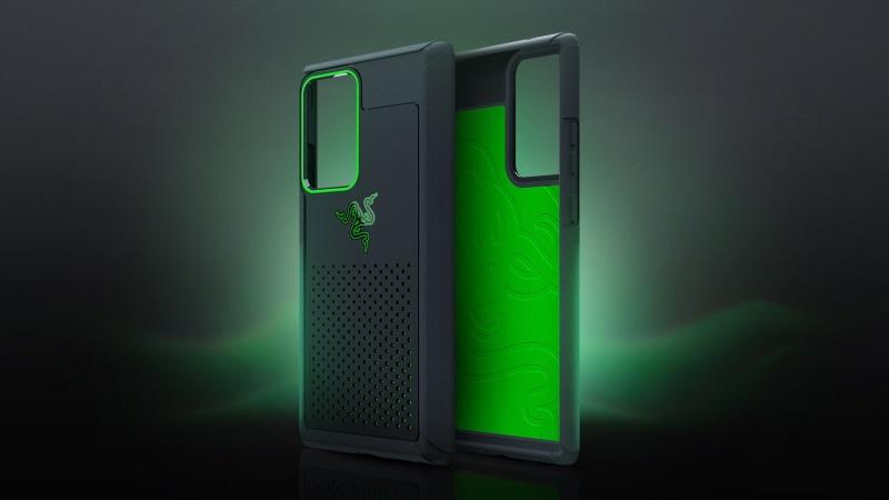 Razer phát hành ốp lưng tản nhiệt đặc biệt cho Galaxy Note 20 và Note 20 Ultra