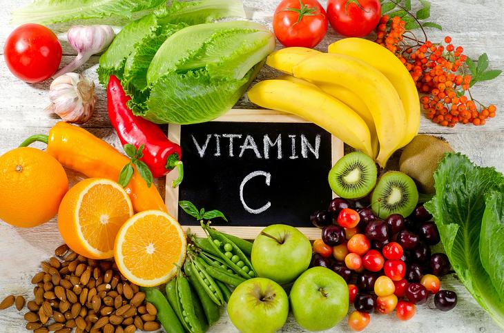 Ăn trái cây chứa nhiều vitamin C