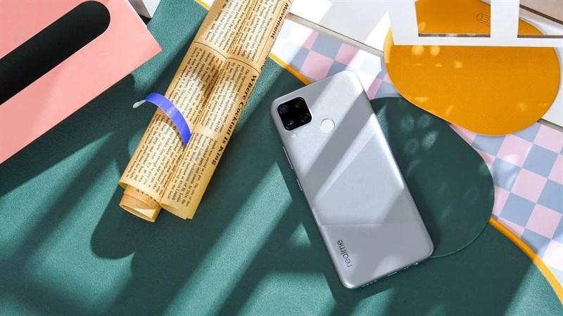 Realme C12 đạt chứng nhận tại Thái Lan và Trung Quốc, xác nhận tên gọi, có pin 6.000 mAh và chạy Android 10