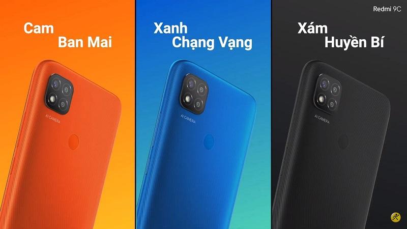 Redmi 9C ra mắt tại Việt Nam: Cấu hình tốt trong phân khúc, hứa hẹn làm khuấy đảo thị trường smartphone giá rẻ