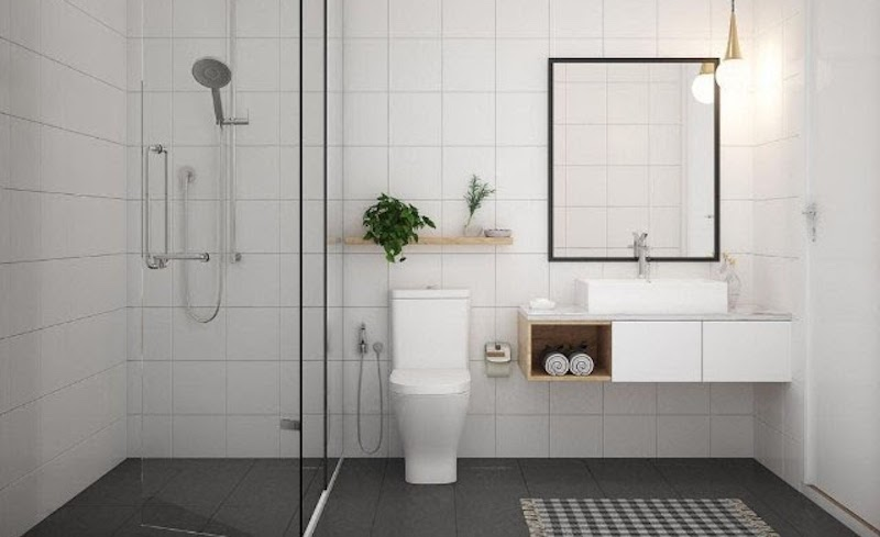Bạn có thể giữ không gian vệ sinh nhà bạn thơm tho nhờ mẹo dưới đây