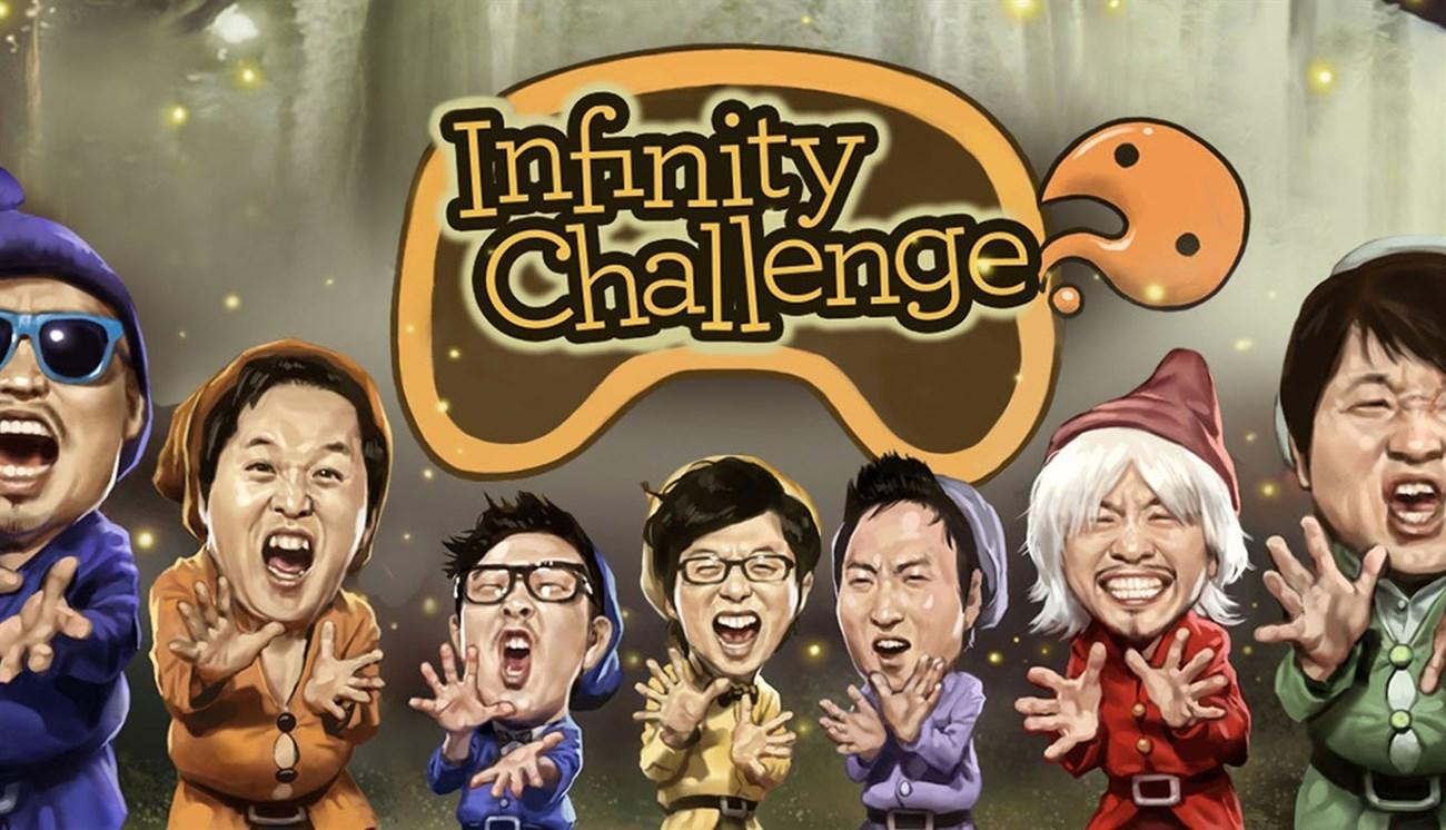 Infinity challenge - Thử Thách Cực Đại