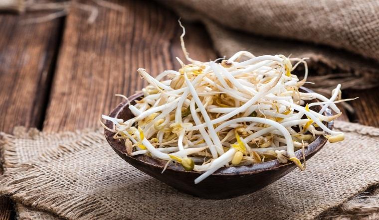 Cách làm làm giá đỗ bằng bao gạo, chỉ 2 ngày 2 đêm là có giá ăn