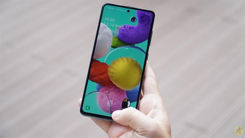 Mẹo tăng độ nhạy cảm biến vân tay trong màn hình Samsung