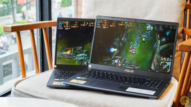Đánh giá chi tiết bộ đôi ASUS VivoBook Gaming F571GT