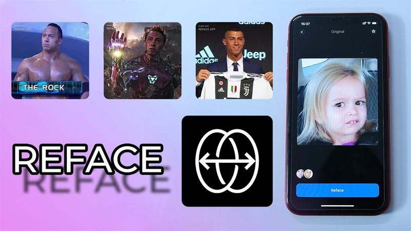 Cách ghép mặt của bạn vào GIF hoặc video