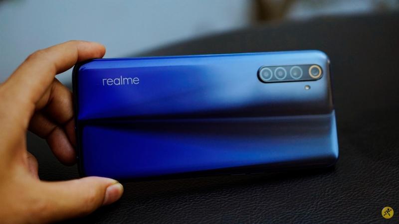 Điện thoại Realme RMX2151 bí ẩn