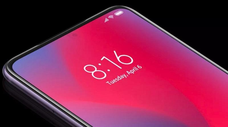 VinSmart sắp ra mắt smartphone với camera ẩn dưới màn hình