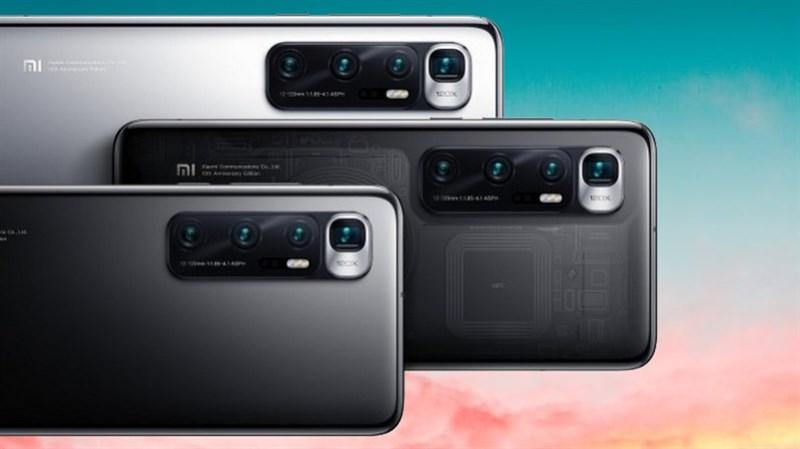 Xiaomi Mi 10 Ultra ra mắt