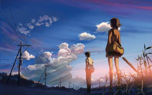 5 Centimeters Per Second - 5cm/s