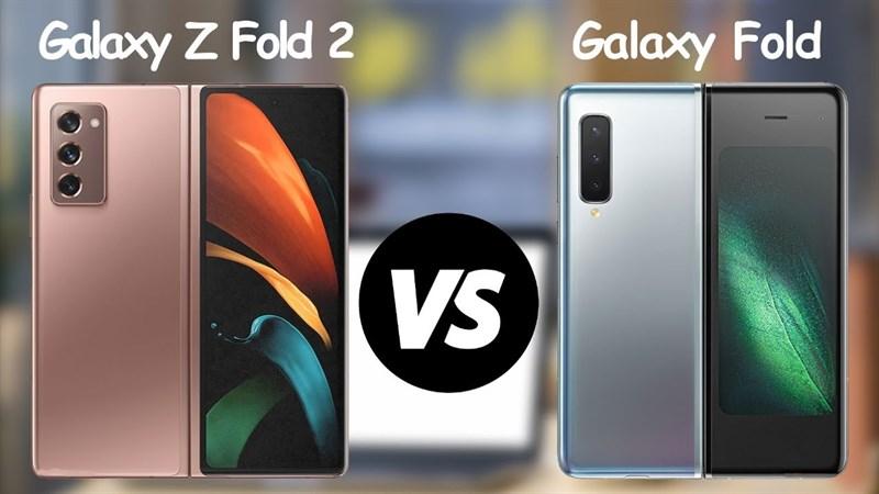 Để thấy những cải tiến của Galaxy Z Fold 2 so với Galaxy Z Fold thế nào thì mời bạn vào xem bài viết này nhé