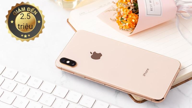 iPhone XS độc quyền giảm giá