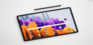 Samsung ra mắt bộ đôi Galaxy Tab S7 và Tab S7+: Màn hình 120Hz, nâng cấp hiệu suất và S Pen