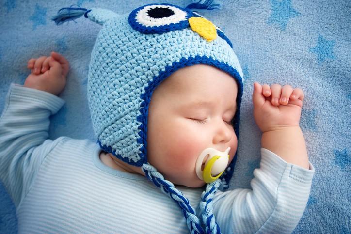 Giúp trẻ sơ sinh ngủ ngon