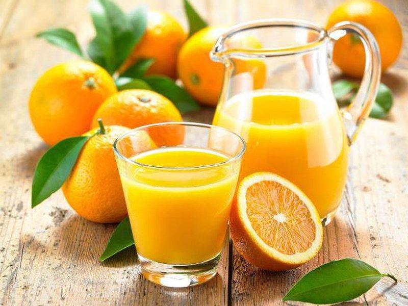Giá trị dinh dưỡng của nước cam