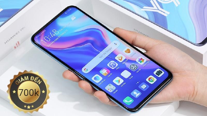 Hotsale cuối tuần Huawei giảm tới 700k