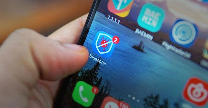 Hướng dẫn nhận ngay 5GB data miễn phí khi cài ứng dụng Bluezone
