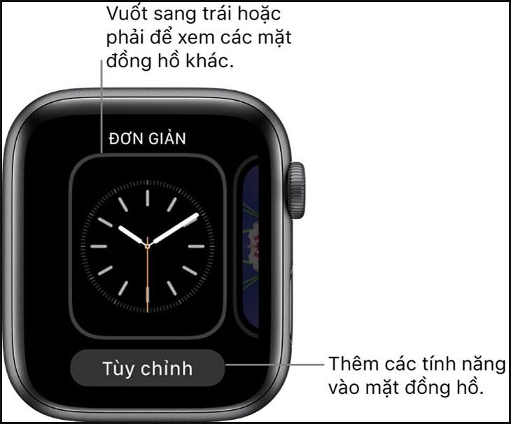 Hướng dẫn thêm và tùy chỉnh hình nền Apple Watch đơn giản trong nháy mắt
