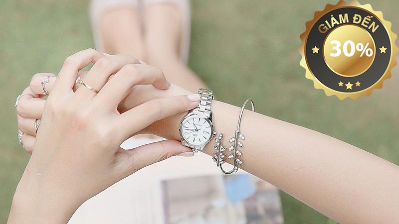 Đồng hồ Nữ Citizen EU6070-51D