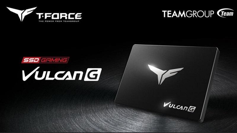 SSD T-FORCE Vulcan G