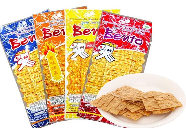 Tìm hiểu về các hương vị mực Bento? Mực Mento màu nào cay nhất?